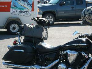 raaf op motorfiets