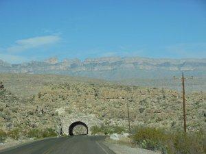 bergen en tunnel